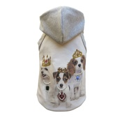 Dog & Dolls - Sweatshirt - Jack Russell & Friends