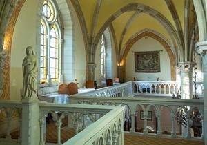 Abbaye de la Bussiere, France 5