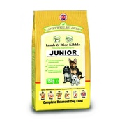 James Wellbeloved - Junior Lamb & Rice Dog Food