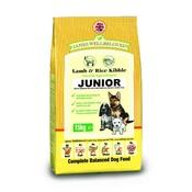 James Wellbeloved - Junior Lamb & Rice Dog Food