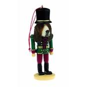 NFP - Basset Hound Nutcracker Soldier Ornament