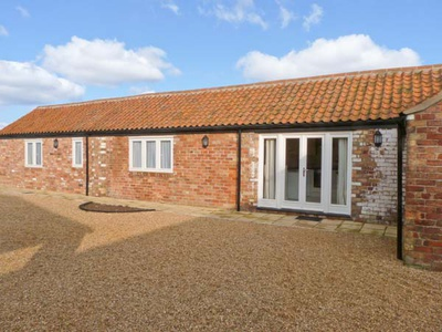 Peardrop Cottage, Lincolnshire, Louth