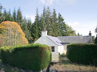 Croft End Cottage, Perthshire