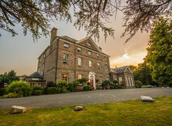 Peterstone Court Country Hotel & Spa