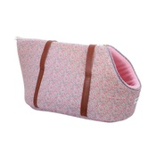 Teddy Maximus - Teddy Maximus Luxury Dog Carrier | Liberty Print Pink