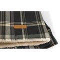 Dog Blanket - Fabric and sherpa wool - Marlow 2