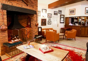 The Fox & Hounds Country Hotel, Devon 2