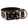 Camouflage Kennel Dog Collar - Jungle