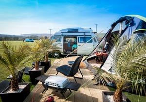 Llangennith Scamper Holidays - Camper Air-Tent, Swansea 5