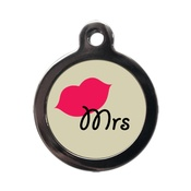 PS Pet Tags - Mrs Dog ID Tag