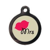 PS Pet Tags - Mrs Dog ID Tag