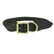 Clementine est. Dogs - Cecily Dog Collar - Black