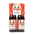 4-pack Dog Beer Mixed Beef / Chicken Flavour 2