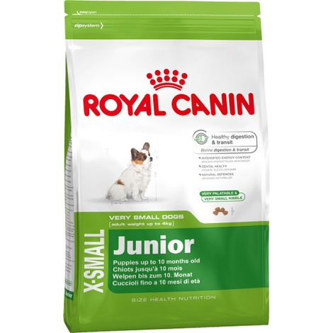 Royal Canin X-Small Junior 1.5kg