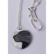 JoJoJewellery - Silver Labrador Cameo Necklace