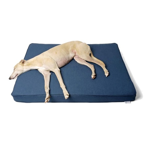 The GRWE Big Memory Foam Dog Bed - Navy 2