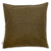 Mutts & Hounds - Forest Green Tweed Cushion