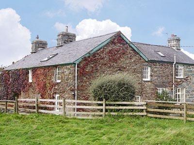 Ynys, Gwynedd, Dyffryn Ardudwy