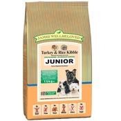 James Wellbeloved - Junior Turkey & Rice Dog Food