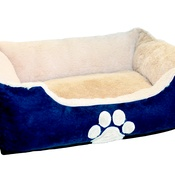 Happy Pet - Hugs Square Bed 28""