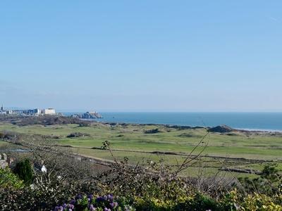 Caldey Island View, Pembrokeshire