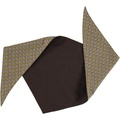 Cubes Dog Bandana – Ceylon Pastel & Brown 2