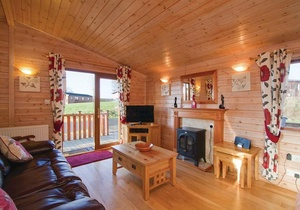 Nunland Hillside Lodges, Dumfries and Galloway 5