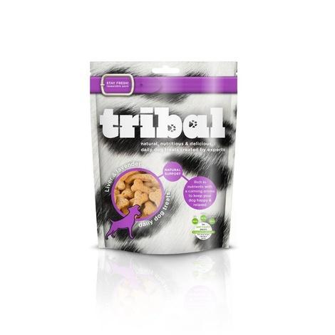 6 x Natural Support Liver & Lavender Dog Biscuit