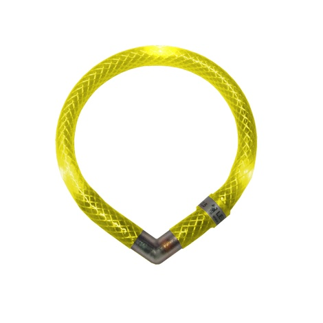 Leuchtie Mini LED Collar - Yellow