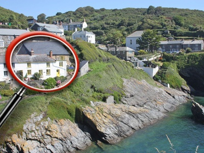 Kerbenetty (Harbour Cottage), Cornwall, Portloe