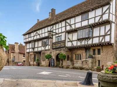 The George Inn, Somerset, Bath