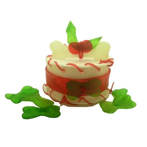 Rawhide Christmas Cake 3