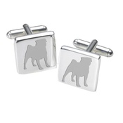 WithLoveFrom - Cufflinks - Pug