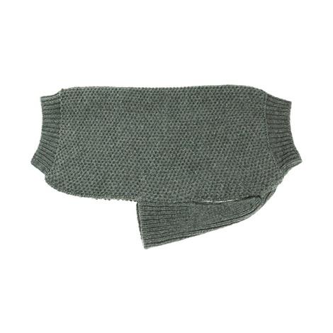 Strachey Wool Jumper - Grey