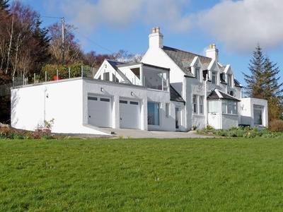 South Bay Cottage, Highland, Teangue