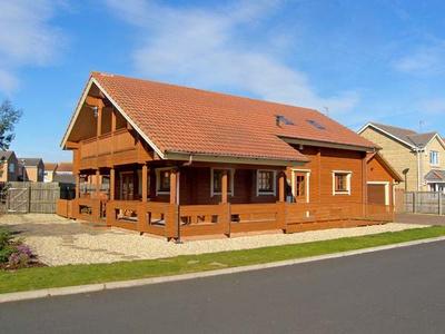 Jamaal Lodge, Northumberland, Morpeth