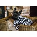 Dog Onesie – Zebra 2