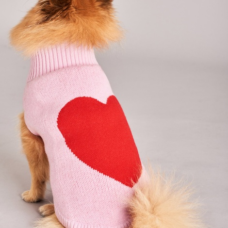 LOVE HEART JUMPER  4