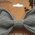 Dogtooth Dog Bow Tie 2