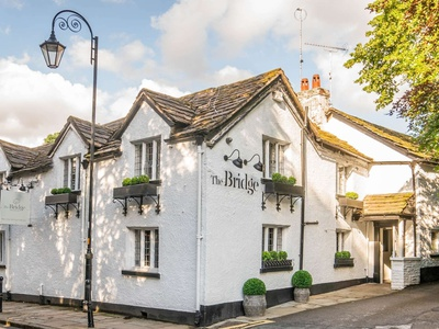 The Bridge Hotel, Cheshire, Prestbury