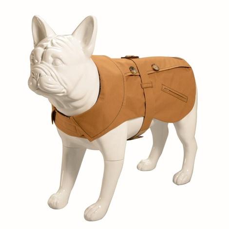 Kensington Dog Trench Coat – Cinnamon & Liberty Seth R