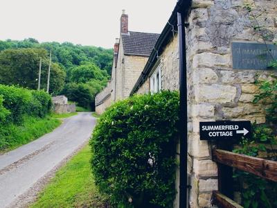 Summerfield Cottage, Owlpen Manor, Gloucestershire, Tetbury