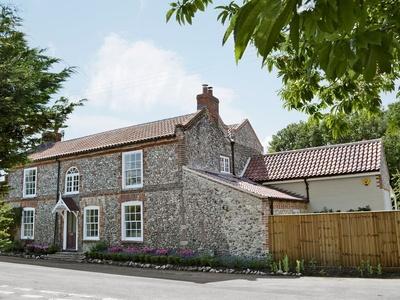 Lavender Cottage, Norfolk, Copy's Green
