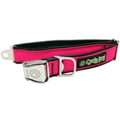 Cycle Dog - Hot Pink Max Reflective Dog Collar