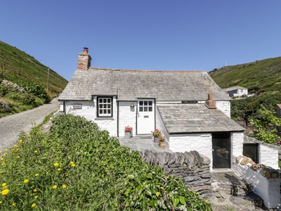 Harbour Cottage, Cornwall, Boscastle