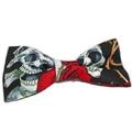 Skulls N Roses Bow Tie