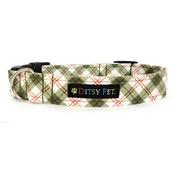 Ditsy Pet - Evergreen Dog Collar