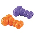 Gor Rubber Super Giggle Bone Toy - Orange 2