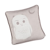 White Rabbit - Owl Cushion