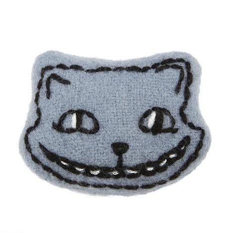 Wonderland Collection Catnip Toy – Cheshire Cat